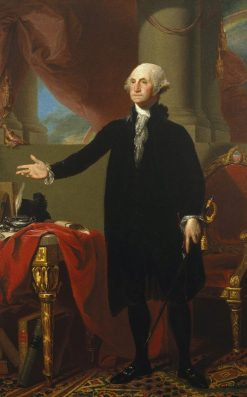 George Washington | Gilbert Stuart | Oil Painting