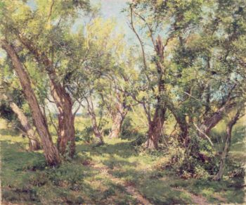 The Willows | Hugh Bolton Jones | Oil Painting