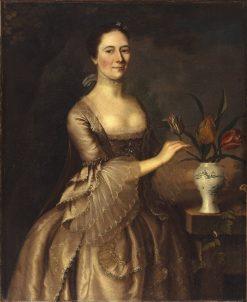 Portrait of a Woman | Joseph Blackburn | Oil Painting
