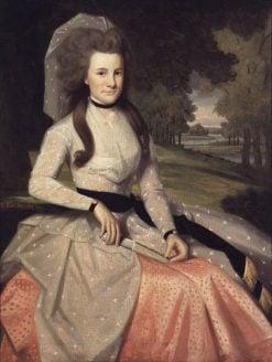 Clarissa Seymour (later Mrs. Truman Marsh) | Ralph Earl | Oil Painting