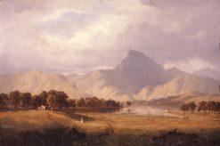 Derwentwater | Sanford Robinson Gifford | Oil Painting