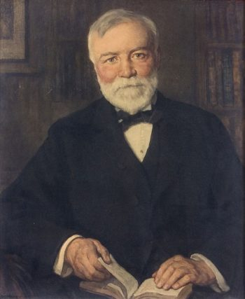 Andrew Carnegie (Scottish-born American