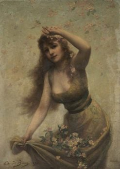 Floreal | Edouard Bisson | Oil Painting