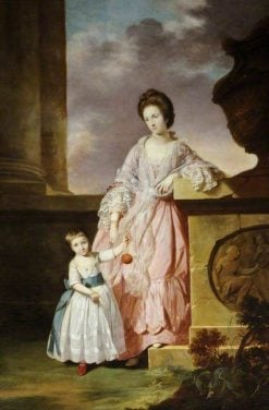 Lady Frances Greville (1744-1825)