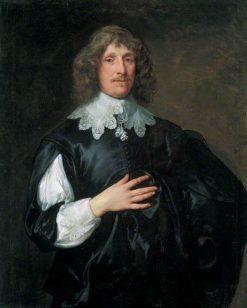 Sir Basil Dixwell | Anthony van Dyck | Oil Painting