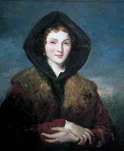Portrait of a Lady (possibly Matilda Ward