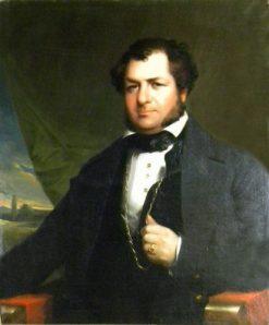 Portrait of H. Nofscert