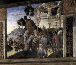 Crucifixion | Biagio d'Antonio | Oil Painting