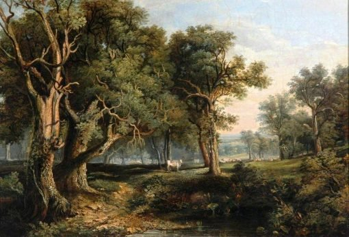 Woodland Scene | James Stark | Oil Painting