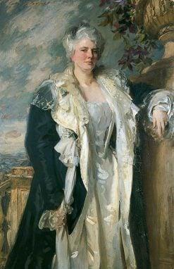 Mrs Ernest Hills | John Singer Sargent | Oil Painting