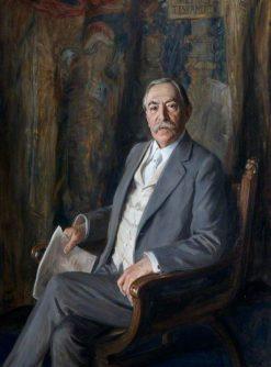 Julius Charles Drewe | George Harcourt | Oil Painting