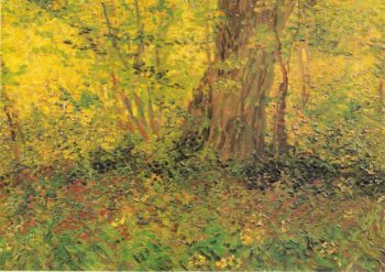 Underwood | Vincent van Gogh | Oil Painting