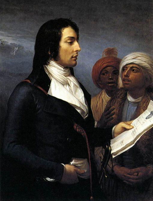 General Desaix | Andrea Appiani | Oil Painting