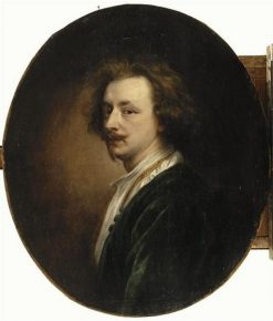 Self-Portrait | Anthony van Dyck | Oil Painting