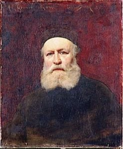 Portrait of Charles Gounod | Charles Auguste Emile Durand | Oil Painting