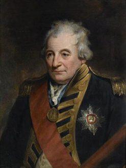 Admiral John Jervis