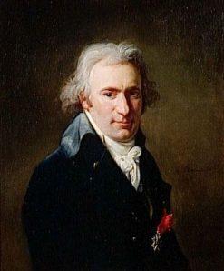 Jean-Baptiste Canthaney | Henri Pierre Danloux | Oil Painting