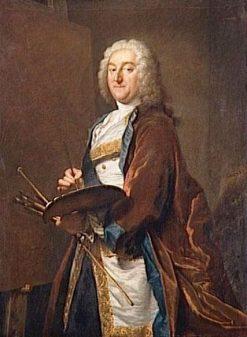 Jean-Francois de Troy (1679-1752) | Jacques AndrE Joseph Aved | Oil Painting
