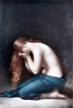 Madeleine | Jean Jacques Henner | Oil Painting