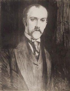 Henri de Régnier | Jacques Emile Blanche | Oil Painting