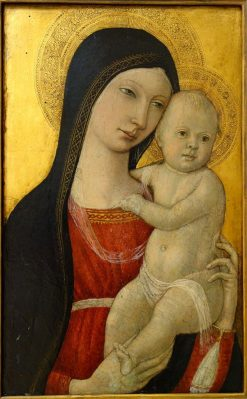 Madonna and Child | Guidoccio Cozzarelli | Oil Painting