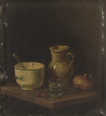 Still Life with a Pitcher