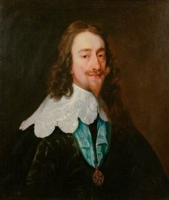 Charles I (1600-1649) | Anthony van Dyck | Oil Painting