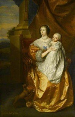 Henrietta Maria (1609-1669)