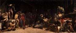 Saint Roch in the Hospital | Tintoretto | Oil Painting