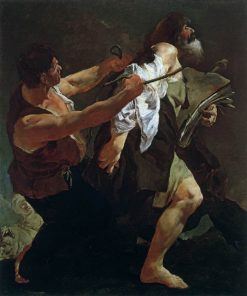The Martyrdom of Saint James | Giovanni Battista Piazzetta | Oil Painting