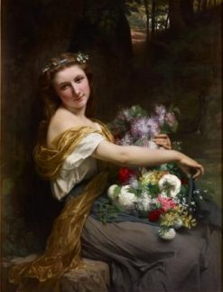 Dionysia | Pierre Auguste Cot | Oil Painting