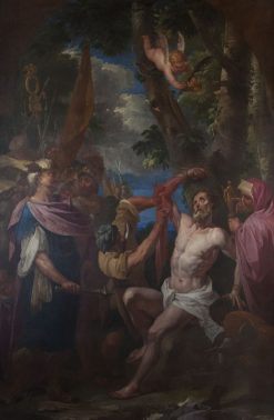 Martyrdom of Saint Bartholomew | Gaspard de Crayer | Oil Painting