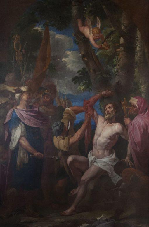 Martyrdom of Saint Bartholomew | Gaspard de Crayer | Oil Painting