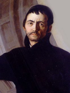 Self Portrait | Andrea Pozzo | Oil Painting