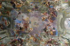 The Apotheosis of Saint Ignatius | Andrea Pozzo | Oil Painting