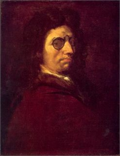 Self Portrait | Luca Giordano | Oil Painting