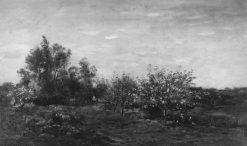 Springtime | Charles Francois Daubigny | Oil Painting