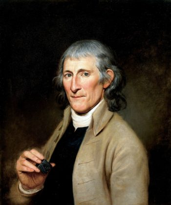 Francis Bailey | Charles Willson Peale | Oil Painting