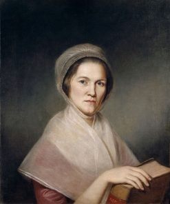 Eleanor Miller (Mrs. Francis Bailey) | Charles Willson Peale | Oil Painting