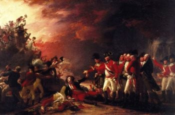 The Sortie Made by the Garrison of Gibraltar | John Trumbull | Oil Painting