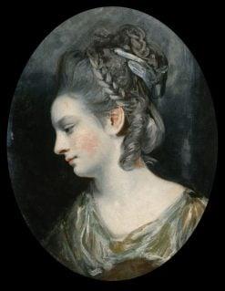 Mrs Carnac | Sir Joshua Reynolds | Oil Painting