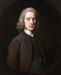Andrew Bell (1726-1809)   Joseph Highmore   Oil Painting