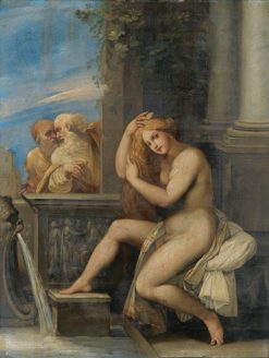 Susanna and the Elders | Giuseppe Cesari | Oil Painting