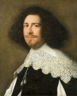 Portrait of a Gentleman | Abraham de Vries | Oil Painting