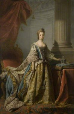 Charlotte Sophia of Mecklenburg Strelitz