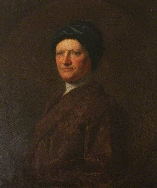 Dr John Ward | Allan Ramsay | Oil Painting