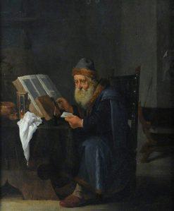 The Alchemist | David Teniers II | Oil Painting