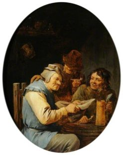 Hustle Cap | David Teniers II | Oil Painting