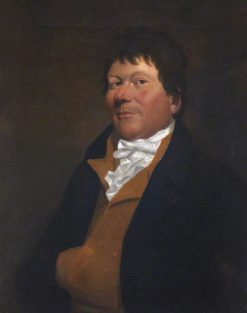 Doctor Charles Grace | David Wilkie | Oil Painting