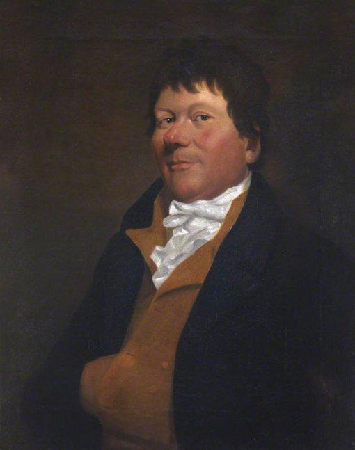Doctor Charles Grace | David Wilkie | Oil Painting